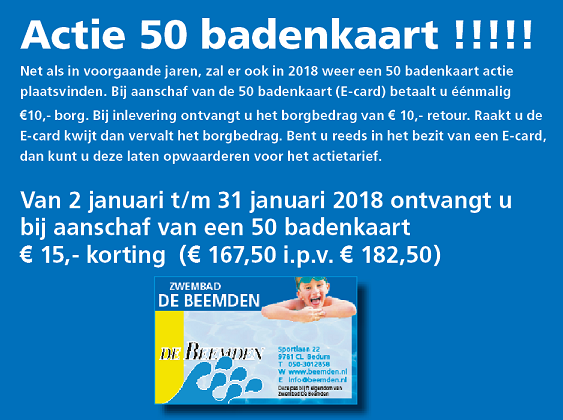 50 badenkaart website