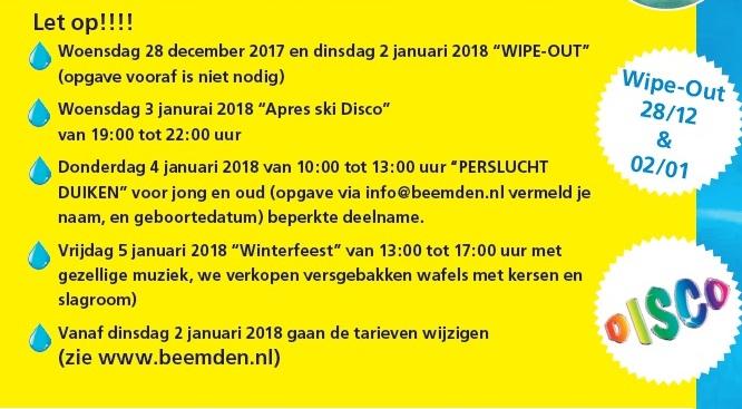 activiteiten tijdens kerst 2017